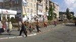 По улице Советской продолжаются ремонтные работы