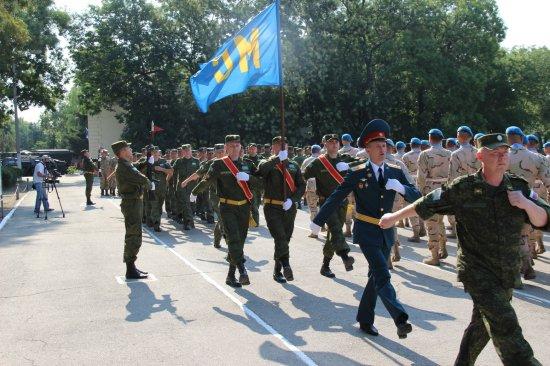 Николай Глига принял участие в митинге, посвящённом 23-й годовщине ввода российских миротворцев в Приднестровье