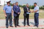 Капсулу с землёй с бендерского «Военно-исторического мемориального кладбища» передадут в камчатский краевой музей
