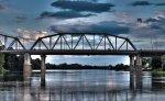 Уровень воды в реке Днестр находится в пределах нормы