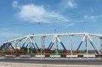 Железнодорожный мост Бендеры - Тирасполь перекрасят в цвета флагов РФ и ПМР
