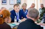Президент Приднестровья принял участие в заседании ОО «Республиканский союз защитников Приднестровья»