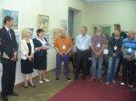 В Бендерах состоялось открытие IV Международного художественного симпозиума «Тирас-пленэр – 2015»