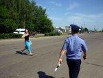 В Бендерах продолжается профилактическое мероприятие «Внимание, пешеход!»