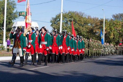 В Бендерах прошли праздничные мероприятия, посвященные дню города