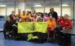 Бендерские параспортсмены стали призерами чемпионата Молдовы по настольному теннису
