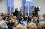 Президент провел встречу с жителями села Гиска