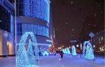 Все предприятия и организации города должны украсить фасады и интерьер своих зданий к Новогодним праздникам до 25 декабря 2015 года