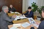 Николай Глига провел прием граждан по личным вопросам