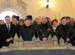 В БЕНДЕРСКОЙ КРЕПОСТИ ПРОШЛА ПРЕЗЕНТАЦИЯ И ГАШЕНИЕ НОВЫХ МАРОК