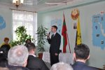 Глава города встретился с жителями микрорайона Ленинский