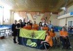 Бендерские параспортсмены приняли участие в открытом Чемпионате Приднестровья по настольному теннису