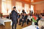 На микрорайоне «Борисовка» прошла встреча граждан с руководством города