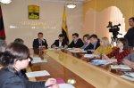 В госадминистрации продолжает работать экономическая комиссия