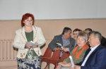 Николай Глига провел встречу с жителями Протягайловки
