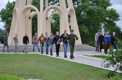 17 бендерских новобранцев пополнят ряды Вооруженных Сил республики