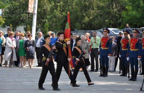 На Мемориале воинской Славы стартовал финал Республиканского тура военно-спортивной игры «Юный патриот Приднестровья — 2016»