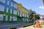 Ровно год назад свои двери открыл современный детский сад «Волшебная ромашка»