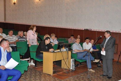 На микрорайоне «Северный» прошла встреча главы с жителями