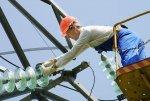 На микрорайоне Ленинский завершаются работы по реконструкции линии электропередач