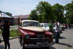 В БЕНДЕРАХ ДЕНЬ РОССИИ «ЗВЕЗДА» ОРГАНИЗОВАЛА ВЫСТАВКУ РЕТРО-АВТОМОБИЛЕЙ