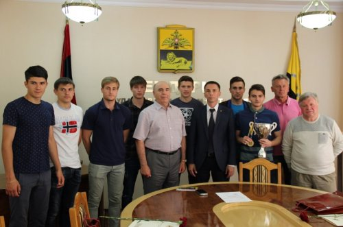 Сборная Приднестровья по футболу одержала победу в Чемпионате мира среди команд украинской диаспоры