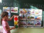 Сотрудники Госавтоинспекции рассказали детям о правилах дорожного движения