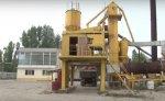 После реконструкции успешно работает  Бендерский асфальтобетонный завод