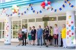Павел Прокудин и Лада Делибалт поздравили учащихся школы №16 с Днем знаний