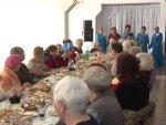 В Бендерах в честь дня пожилых людей состоялся благотворительный обед
