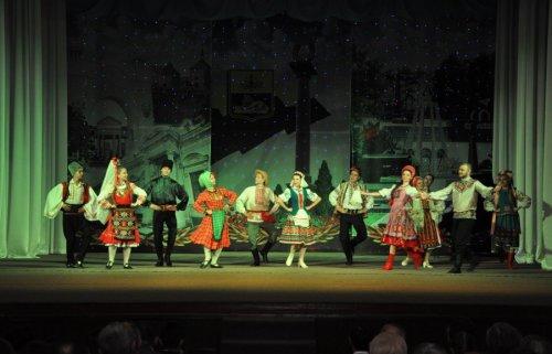 Во дворце культуры им. П. Ткаченко состоялось торжественное собрание, приуроченное ко Дню города Бендеры