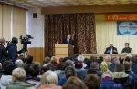 Евгений Шевчук встретился с руководством и трудовым коллективом завода «Прибор»