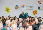 Президент Евгений Шевчук посетил микрорайон Северный города Бендеры