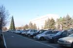 С 20 декабря Площадь Освобождения будет временно закрыта для парковки