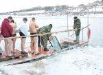 Спасатели предупреждают – во время крещенских купаний нужно соблюдать правила безопасности
