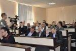 В Бендерах прошла внеочередная сессия горсовета