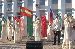 В Бендерах широко отметили День России