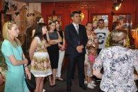 Глава города провел встречу с «детьми войны»