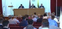 Глава администрации Роман Иванченко принял участие в работе сессии городского Совета народных депутатов