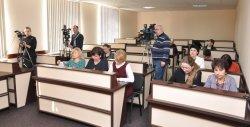 Из первых уст: глава Бендер провел пресс-конференцию