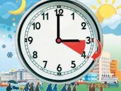 В эти выходные Приднестровье перейдет на летнее время