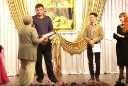 Чествование лауреатов премии «Перспектива молодых»