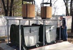 В Бендерах появятся подземные площадки для сбора мусора
