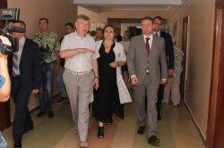 Премьер-министр посетил бендерские поликлиники