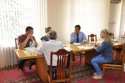 Глава Бендер провел прием граждан по личным вопросам
