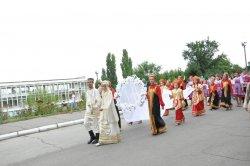 В Бендерах состоялся праздник в честь Петра и Февронии