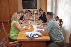 Роман Иванченко провел рабочее совещание по вопросам пожарной безопасности социальных объектов