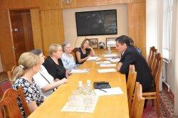 Глава города провел очередной прием граждан по личным вопросам