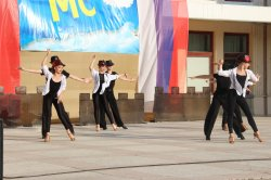 В Бендерах состоялся праздничный концерт, посвящённый дню ввода миротворческих сил Российской Федерации в Приднестровье