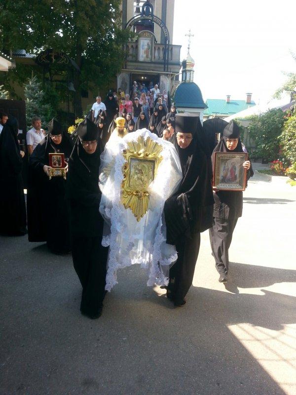 В Бендерах состоялся крестный ход